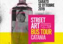 STREET ART BUS TOUR #CATANIA