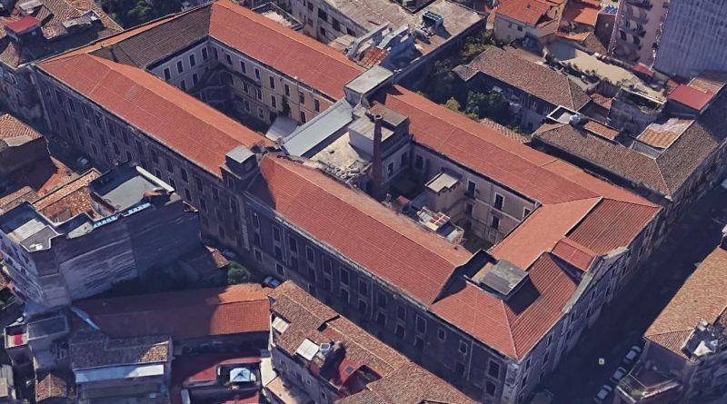 MUSEO NELL'EX MANIFATTURA DI CATANIA