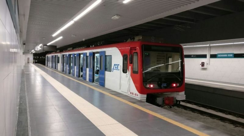 Metropolitana di Catania, firmato il contratto per la nuova tratta