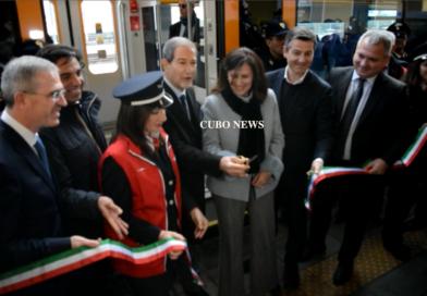 Trenitalia: consegnato il quinto treno Pop acquistato dalla Regione