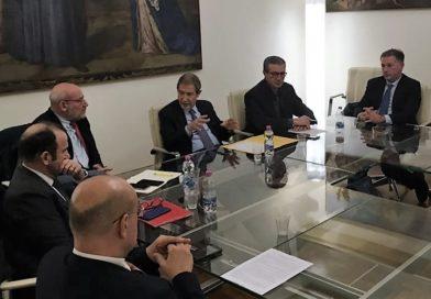 Vertice con Musumeci per tutelare la Scala dei Turchi