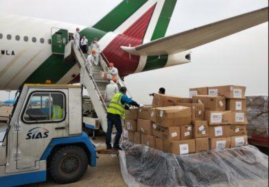 Alitalia: estende a maggio voli cargo con la Cina