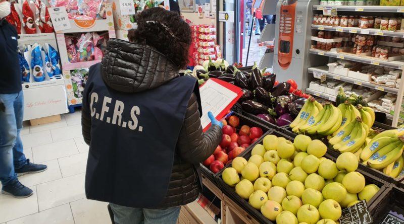 Controlli della Regione sui prezzi prodotti alimentari
