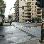 Viale Ionio incrocio