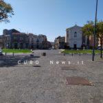 Piazza Garibaldi ore 12.00