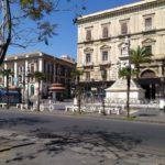 Piazza Stesicoro ore 12:00