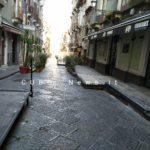 Movida: Via Penninello deserta il sabato pomeriggio