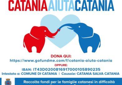 """""""Catania aiuta Catania"""": raccolti 340 mila euro"""