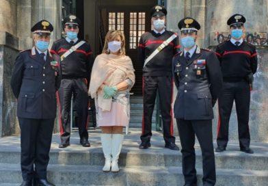 Carabinieri e scuola: consegnati tablet