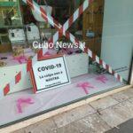 Corso Italia closed