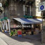 Mercato zona Duomo, apertura con limitazione