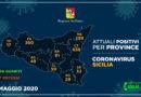 Coronavirus: aggiornamento Sicilia 17 maggio
