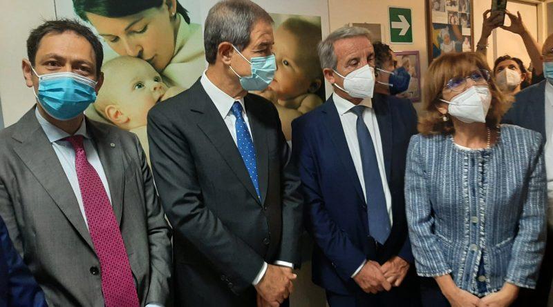 Inaugurata la Banca del Latte Umano a Catania